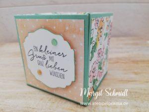 Read more about the article Würfel Box mit besonderem Verschluss