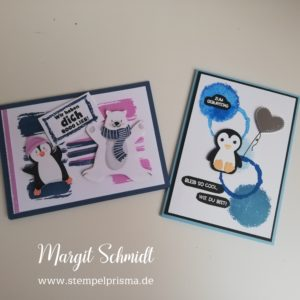 Read more about the article Textures + Frames und Pinguin & Co.